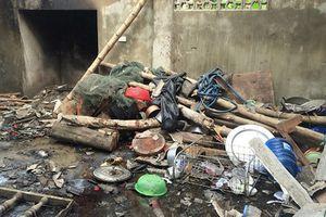 Nghệ An: Nổ lớn tại nhà dân, một công nhân nuôi ngao tử vong