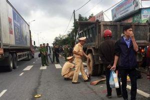Quảng Trị: Xe tải lùi bất ngờ chèn lên người phụ nữ khiến nạn nhân tử vong tại chỗ