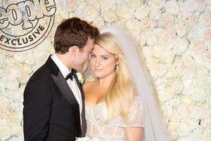 Meghan Trainor chính thức kết hôn, tổ chức đám cưới ấm cúng giản dị