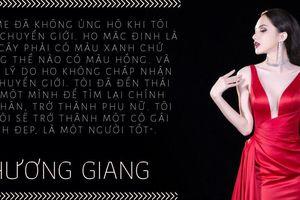 Hương Giang - H'Hnen Niê và hành trình truyền cảm hứng nhờ sắc đẹp