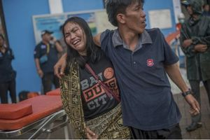 Sóng thần Indonesia: 222 người chết và nguy cơ đợt sóng thần mới