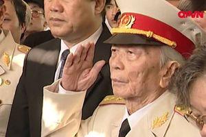 Bài học ứng xử từ nhân cách lớn của Đại tướng Võ Nguyên Giáp