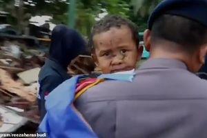 Indonesia: Cậu bé sống sót thần kỳ sau sóng thần