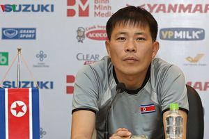 Huấn luyện viên đội tuyển CHDCND Triều Tiên ca ngợi ĐT Việt Nam