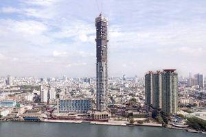 Hàng trăm ngàn người Thái Lan xếp hàng để giành quyền mua nhà
