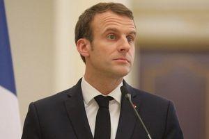 Tổng thống Pháp chỉ trích quyết định rút binh sỹ của Mỹ tại Syria