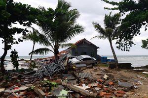 Sóng thần Indonesia: Cứu hộ gặp khó khăn, số nạn nhân tiếp tục gia tăng