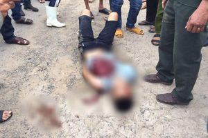 Nam thanh niên 24 tuổi nghi ngáo đá đâm chết trung tá công an đã tử vong