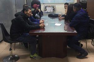 Cảnh sát hình sự Hà Nội đánh trúng các ổ bạc trên núi, dưới sông