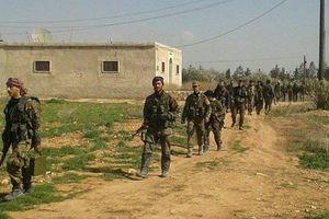 SAA triển khai lực lượng đến đông Syria không lâu sau tuyên bố rút quân của Mỹ