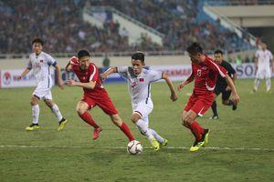 Việt Nam 1-1 Triều Tiên: Cuộc thử nghiệm thành công
