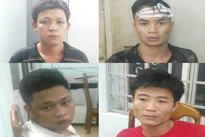 Bắt nhóm người dùng bằng giả thuê ôtô bán sang Campuchia
