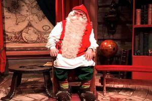 'Quê hương' của ông già Noel chật vật vì nóng lên toàn cầu