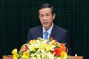 Ông Trần Công Thuật được phê chuẩn làm Chủ tịch UBND tỉnh Quảng Bình