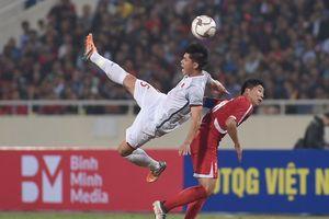 Tiến Linh ghi bàn, tuyển Việt Nam hòa CHDCND Triều Tiên 1-1