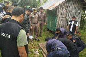 Tội phạm vượt ngục bị điện giật chết trên tường nhà tù ở Thái Lan
