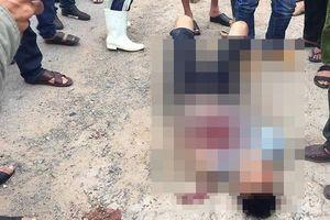 Thanh niên nghi ngáo đâm chết trung tá công an: Nghi phạm cũng đã tử vong