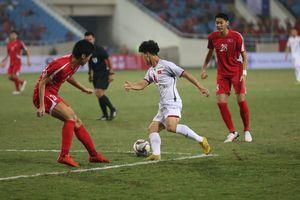 Bàn thắng không được công nhận của đội tuyển Triều Tiên