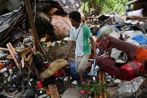 Ký ức kinh hoàng của người dân Indonesia sau thảm họa sóng thần