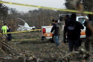Rơi trực thăng đêm Giáng sinh, thống đốc và thượng nghị sĩ tử nạn ở Mexico