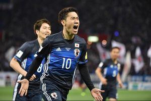 ĐT Nhật Bản loại 2 ngôi sao thi đấu tại châu Âu khỏi Asian Cup 2019