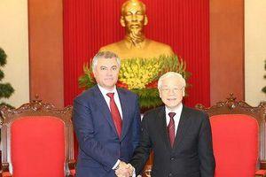 Liên nghị viện giữa Quốc hội Việt Nam và Duma Quốc gia Liên bang Nga: Đưa hai nước đến gần nhau hơn