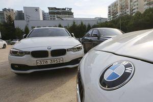 Hàn Quốc phạt BMW 10 triệu USD vì các vụ cháy động cơ