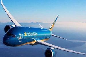 Ủy ban Quản lý vốn Nhà nước tại Doanh nghiệp đã mua 165 triệu cổ phiếu của Vietnam Airlines