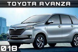 Đánh giá chi tiết và giá lăn bánh Toyota Avanza 2018