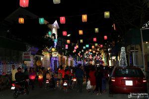 Hàng vạn người đổ về các giáo đường đêm Giáng sinh