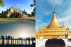 Mandalay - thành phố của những điều diệu kỳ ở Myanmar