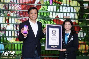 Xiaomi lập kỉ lục Guiness khi tạo màn hình siêu lớn bằng 1008 smartphone