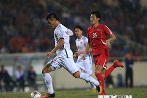 HLV Park Hang-seo thử nghiệm đội hình mới trong trận gặp Triều Tiên