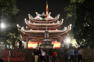 Đề nghị trình đề án quy hoạch khu du lịch tâm linh thuộc chùa Hương