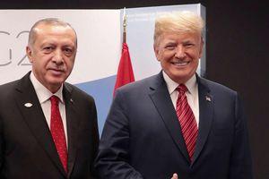 Erdogan mời Trump tới thăm Thổ Nhĩ Kỳ vào năm 2019