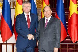 Đẩy mạnh hợp tác Việt - Nga trên nhiều lĩnh vực mới