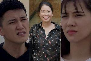 'Chạy trốn thanh xuân' tập 9: Tình cảm chớm nở chưa được bao lâu, Huỳnh Anh và Lưu Đê Ly đã gặp nghịch cảnh