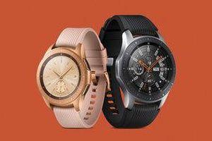 Samsung ra mắt Galaxy Watch tại thị trường Việt Nam