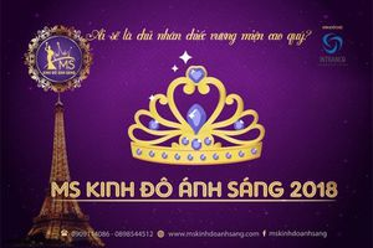 MS Kinh Đô Ánh Sáng & Đại nhạc hội: Dành riêng cho các nữ Doanh nhân Việt – Đẳng cấp – Tỏa sáng tại 'kinh đô Ánh sáng' - Paris