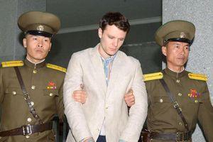 Tòa án Mỹ yêu cầu Triều Tiên bồi thường 501 triệu USD vụ Warmbier