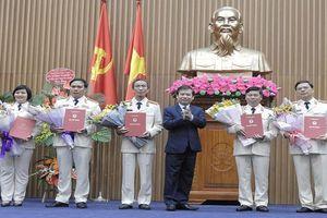 Viện Kiểm sát Nhân dân tối cao bổ nhiệm 5 lãnh đạo cấp vụ