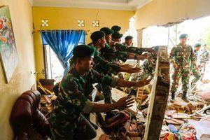 Sóng thần Indonesia: Đẩy mạnh cứu hộ các nạn nhân