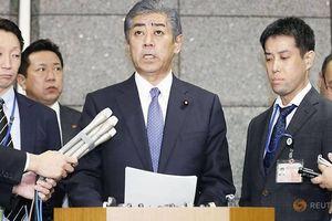 Nhật Bản cáo buộc Hàn Quốc khóa radar nhắm vào máy bay