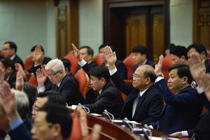 Tổng Bí thư: Lấy phiếu tín nhiệm giúp các Ủy viên Bộ Chính trị, Ban Bí thư nhìn lại mình