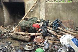 Nổ lớn ở Nghệ An, một người tử vong