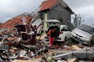 Sóng thần tại Indonesia: Tai họa bất ngờ