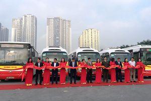Hà Nội mở thêm 4 tuyến buýt mới phục vụ người dân ngoại thành