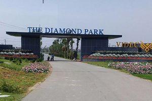 Dự án The Diamond Park điêu đứng vì… cái tên