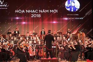 Tài năng trẻ Đỗ Phương Nhi biểu diễn tại 'V-Concert' hòa nhạc đón năm mới 2019