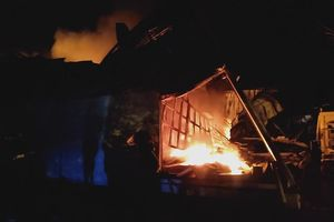 Đã khống chế được đám cháy ở Khu công nghiệp Trà Nóc, Cần Thơ